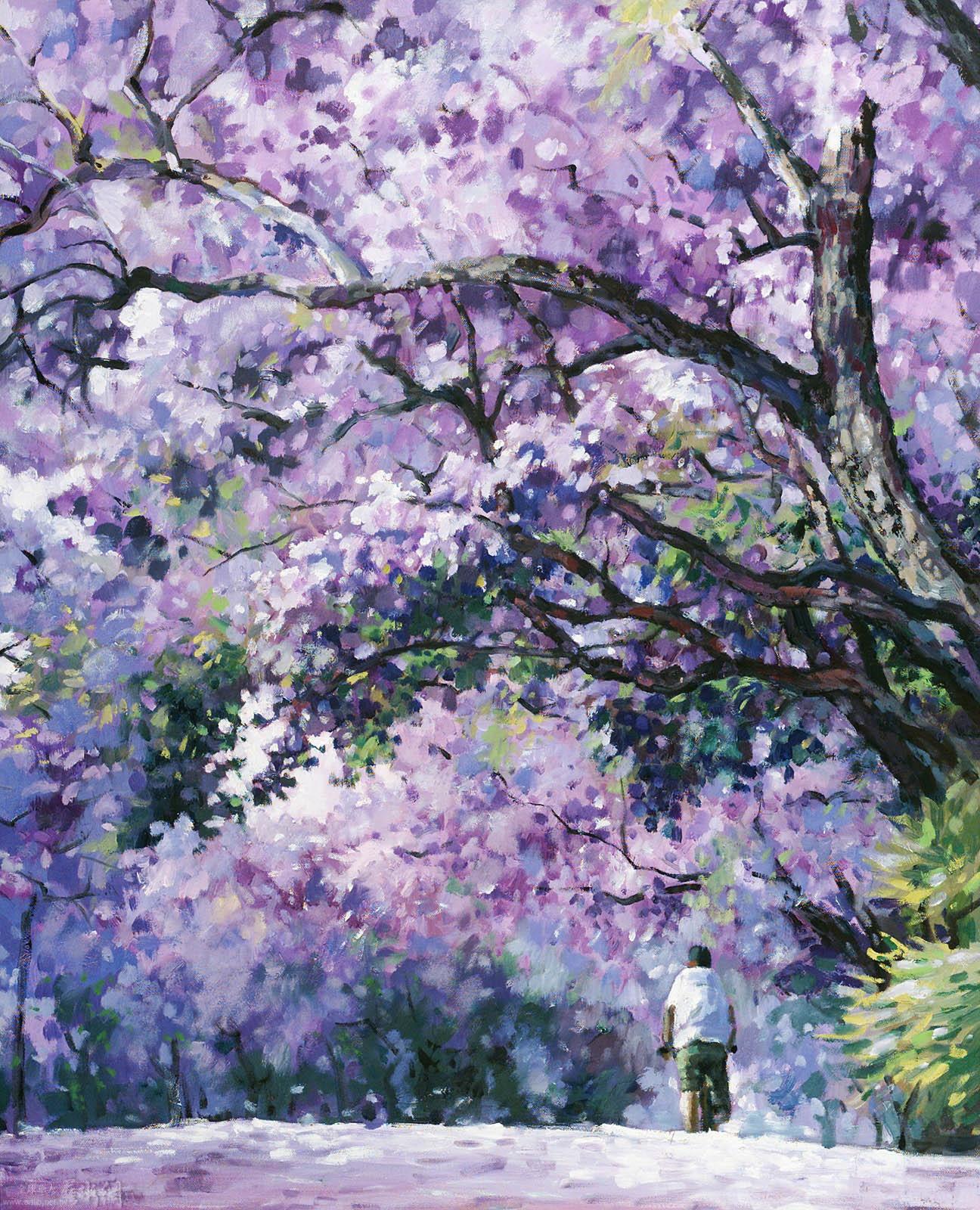 原创 给心情涂上紫色 - 梦幻之旅 - 梦幻之旅